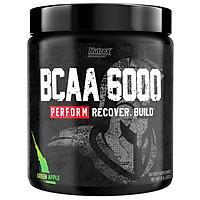 BCAA 6000 Hỗ Trợ Phục Hồi Cơ Bắp và Tăng trưởng 30 Liều Dùng