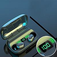 Tai nghe bluetooth TWS-T11, tai nghe không dây thiết kế nhỏ gọn, âm thanh chân thực chất lượng cao- Hàng nhập khẩu