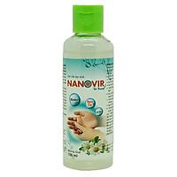 Combo 02 nước rửa tay khô Nanovir - Chứ Nano Bạc diệt khuẩn tối ưu của Dược Phẩm Tất Thành