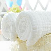 Khăn Tắm Cotton Cho Bé Sơ Sinh 115x105cm