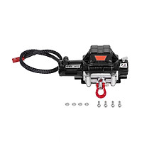 Compatible with 1/10 RC Car Automatic Winch RC Winch Wireless RC Car Decoration Simulated Accessories for Traxxas HSP