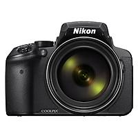 Nikon Coolpix P900 (Hàng Chính hãng) + Thẻ 16GB + Túi máy ảnh + Dán màn hình