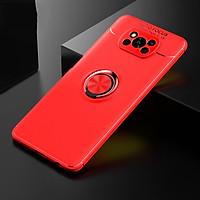 Ốp lưng cho Xiaomi Poco X3 NFC chống sốc iRing Auto Focus - Hàng nhập khẩu