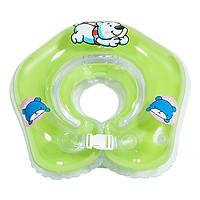 Phao Bơi Đỡ Cổ Cho Bé Tập Bơi (Giao màu ngẫu nhiên)