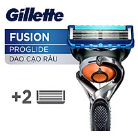 Lưỡi Dao Cạo Râu Gillette Proglide Base Flexball Bộ 2 Cái
