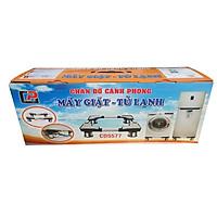 Chân Đỡ Máy Giặt Tủ Lạnh Cảnh Phong CD5577 ( Chân Inox 55-77cm)