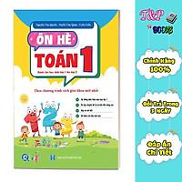 Ôn Hè Tập Toán 1 - Dành cho học sinh lớp 1 lên 2 (1 cuốn)