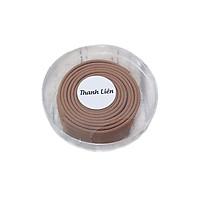 Nhang khoanh trầm hương 4 giờ - 26 khoanh – Thanh Liên – Hộp nhựa