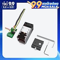 30W Focusable Laser Module 8pcs Universal Laser Engraving Module Kit with 450nm 7.5W Blue Laser Head PWM/TTL Modulation
