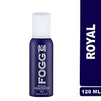 Nước hoa xịt toàn thân nam FOGG ROYAL 120ml  nhập khẩu DUBAI