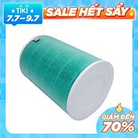 Lõi lọc không khí xiaomi air purifier 2S, 2H, 3, 3H và pro (Xanh) - Hàng Nhập Khẩu