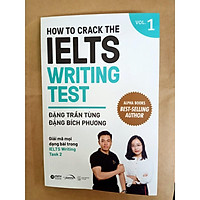 Sách - How To Crack The Ielts Writing Test - Vol. 1