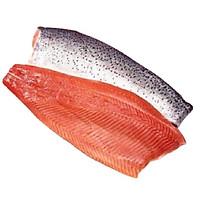Cá Hồi Fillet Đông Lạnh - 1Kg