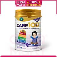 Sữa bột tốt cho bé Care 100+ dành cho trẻ nhẹ cân, biếng ăn, suy dinh dưỡng (900g)