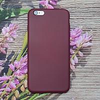 Ốp lưng dẻo Dada chống sốc chống bám bẩn cho iPhone 6Plus/ 6S Plus - Hàng chính hãng