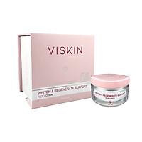 VISKIN WHITEN & REGENERATE SUPPORT FACE LOTION - KEM DƯỠNG TRẮNG HỖ TRỢ PHỤC HỒI DA VISKIN