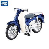 TAKARA TOMY Toy Car Mini Vehicles Model Simulation Truck with Four-wheel Drive High-performance Motorbike Model Car Toy Collectibles Baby Gift for Children