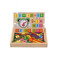 Bảng Tính Toán Học – Que Tính, Số nhiều màu sắc.