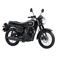 Xe Moto Kawasaki W175 SE - Đen