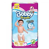Tã Quần Bobby Gói Siêu Lớn XL48 (48 Miếng)
