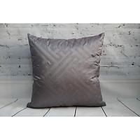 Gối tựa lưng sofa đẹp handmade, hoa văn độc đáo 40x40cm, dùng cho phòng khách, phòng ngủ và văn phòng