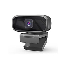 720P HD Webcam Laptop Computer Camera Clip-on PC Web Camera USB Plug-and-Play with Microphone & 3.5mm Audio Plug for