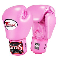 Găng Tay Boxing và Muay Thai Twins Special 12oz - Hồng