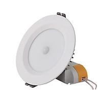 Đèn Âm Trần 7W Cảm Biến Rạng Đông - Model: D AT04L Ánh sáng trắng