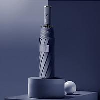 Ô (dù) tự động 2 chiều cao cấp DandiHome chống UV - Xanh than - Thường