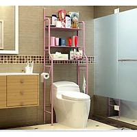 Kệ nhà vệ sinh - tiết kiệm không gian