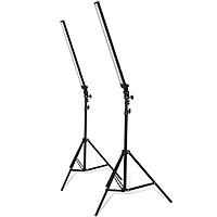 Combo 2 đèn led studio 30w thanh dài