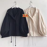 Áo khoác Kaki tay to K&A