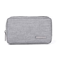 Túi đựng pin dự phòng, phụ kiện vải Kaki Cao cấp Canvas Artisan AV0048
