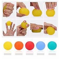Bóng tập luyện phục hồi chức năng tay (5cm)-Hand Exerciser Gel Ball