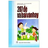207 Đề Và Bài Văn Hay 4