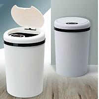 Thùng rác gia đình - Thùng rác thông minh cảm ứng mở nắp , thùng đựng rác cao cấp