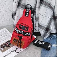 Túi bao tử đeo chéo hip hop, sành điệu cao cấp cho bạn nam và nữ