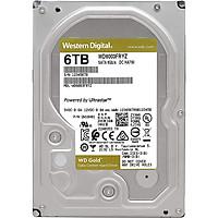 Ổ Cứng Desktop WD HDD Gold 6TB WD6003FRYZ - Hàng Chính Hãng