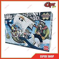 Mô hình Thuyền Sunny Stampede  - Mô hình One Piece - Figure Sunny Stampede