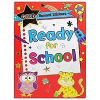 Ready For School: Gold Reward Sticker
