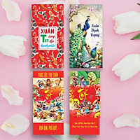 Bao Lì Xì - Bộ combo Xuân An Khang - Tết Việt - Tết