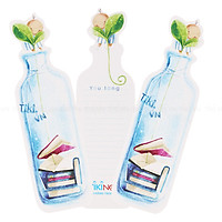 Bookmark Tiki - Mầm Sách (Bộ 3 Cái)
