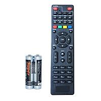 Remote Điều Khiển Smart TV BOX, Hộp TV Thông Minh SmartBox (Kèm Pin AAA Maxell)