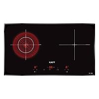 Bếp Điện Kết Hợp Từ Kaff KF-105IC - Hàng chính hãng