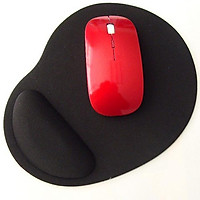 Miếng lót chuột EVA PU có đệm êm giảm mỏi tay hình oval nhỏ gọn, tiết kiệm không gian bàn làm việc