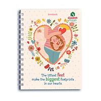 Sổ Lò Xo Notebook - The Littlest Feet