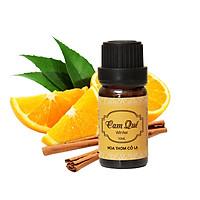 Tinh Dầu Cam Quế - Essential Oil Blend - Hoa Thơm Cỏ Lạ