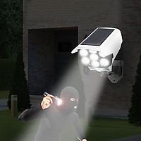 Đèn Cảm Ứng ngoài trời MÔ HÌNH CAMERA chống trộm