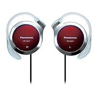 Tai nghe móc tai thể thao thương hiệu quốc tế Panasonic (RP-HZ47) - Màu đỏ