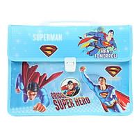 Cặp học thêm 2 ngăn Superman WQ